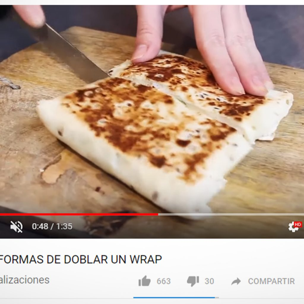El caso de Mission Wraps (youtube study case)